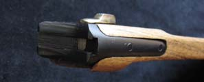 Luger Board Luger Artillery LP-08 Shoulder Stock. Ref. #N2a